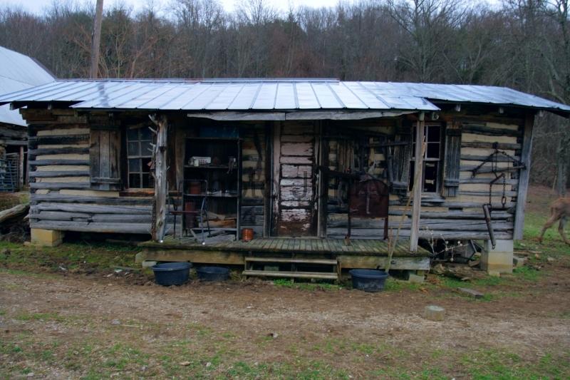 Log Barns 015