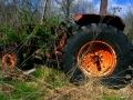 Rusty Old Tractor 010